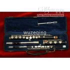 Wholesale Hammerschmidt Wood Boehm Flute amp Piccolo Matching Set