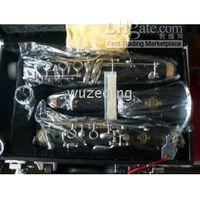 Wholesale beautiful NEW BUFFET b12 clairnet with Hard Case