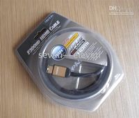 Wholesale 1 M Ft MPINS F300HD HDMI high definition version Video Cable Blister Pack