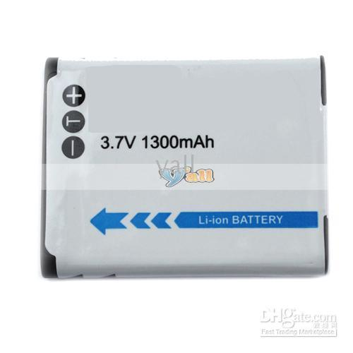 sanyo - Digital Camera Battery For DB L80 DBL80 D00015