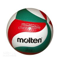 Wholesale 50pcs New Molten FLISTATEC FIVB V5M5000 Volleyball PU Soft Indoor Volleyball