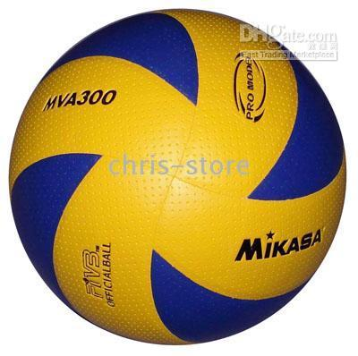 Wholesale New MIKASA MVA volleyball PVC leather soft touch good quality