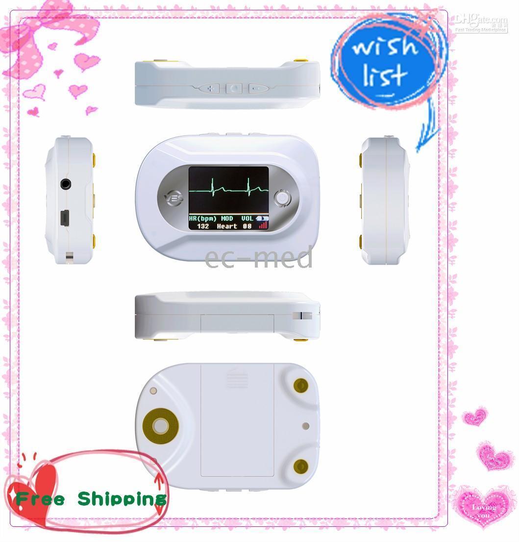 Wholesale Stethoscope Visual Electronic Stethoscope ECG Free PR SpO2 probe CMS VE CE certified