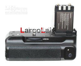Battery Grip with Built-in High Capacity for Canon EOS 350D 400D Rebel XT XTi BG-E3 Battery Pack