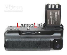 Eos xti rebelde en Línea-Apretón de la batería con una función de alta capacidad para Canon EOS 350D 400D Rebel XT XTi BG -E3 Batería