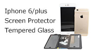 Iphone 6/plus  Screen Protector  Tempered Glass