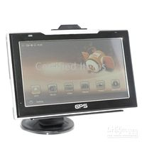Wholesale 7 quot GPS Navigation System Bluetooth GB SD With IGO Map Software