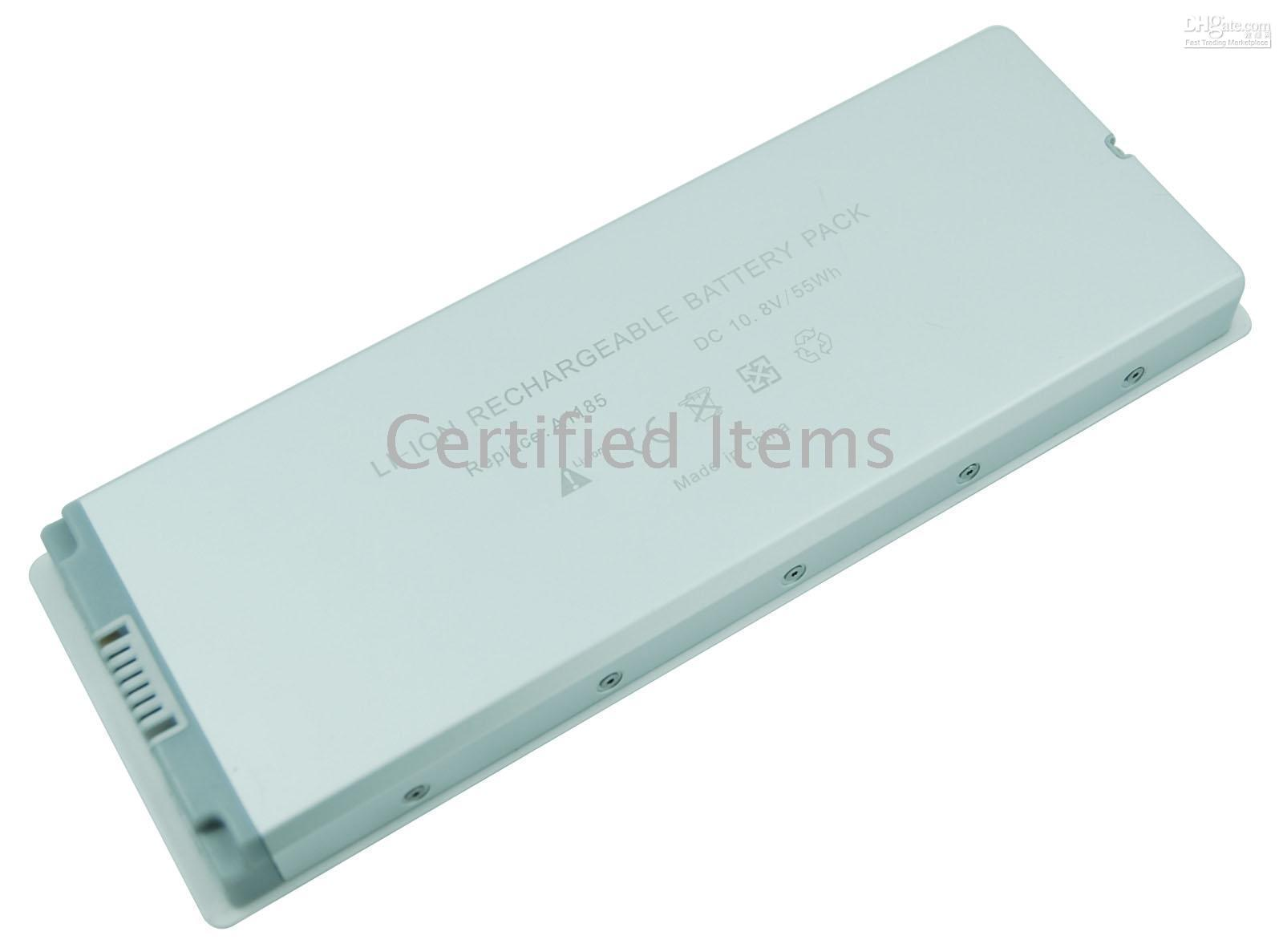 Wholesale laptop Battery for apple MacBook quot A1181 A1185 MA561 WHITE