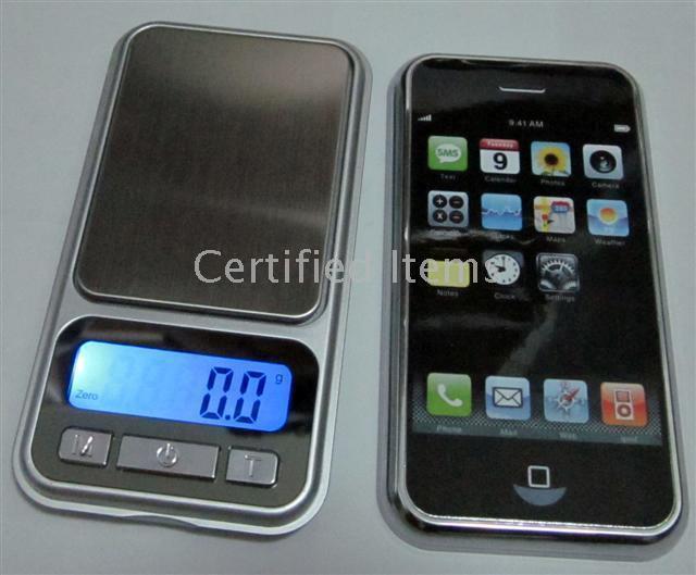 Wholesale 500g g IPS Series Most Popular Digital Pocket Scale