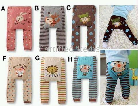 Wholesale Japan Baby Leggings toddler Tights pant Leg warmers pair CUTE FACTORY SALE