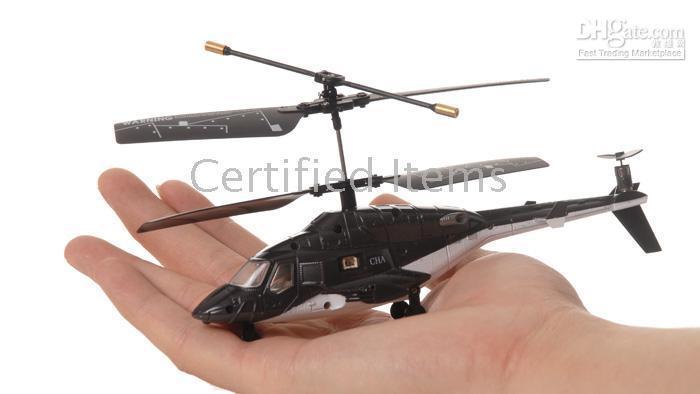 Wholesale RC Helicopter Ch S018 Mini AirWolf Heli S018 MiniAirWolfHeli