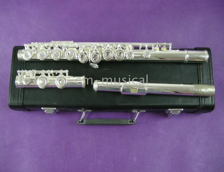 Wholesale Silver Flutes C Key