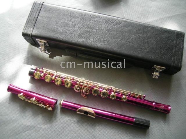 Wholesale NEW holes Flutes C Key Several Colors Available