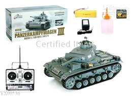 1:16 RC tank Tiger Smoke radio-controlled vehicles radio remote control tanks toys