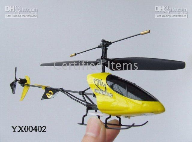 Wholesale 2CH RC Helicopter Mini radio remote control helicopters with Infrared new toys