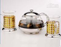 Wholesale 600ml French Press Coffee Tea Maker Set
