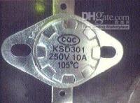 Wholesale KSD301 V10A Degree Bimetal Thermostat