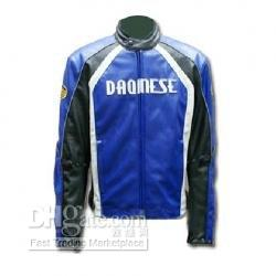 Wholesale 2010 New Style Motorcycle Racing blue DAQINESE Motorcycle Jacket Motorcycle clothing apparel