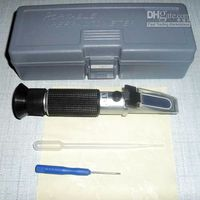 Wholesale handheld refractometer for Brix ATC ru7a