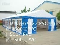 Wholesale Super quality x19 Heavy Duty PVC Party Wedding Exhibition Camping Tent Canopy Gazebo