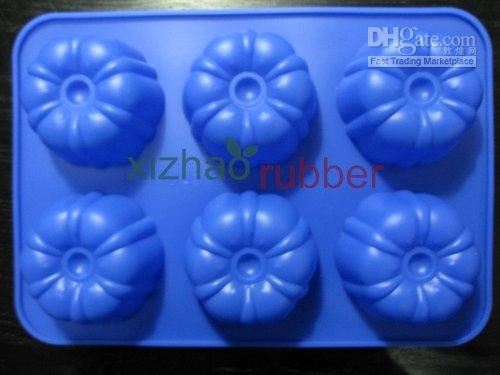 Wholesale Silicone Cake Pan Muffin Cups Ice Cube Tray Scraper Brush Mat Muffin Cup Mold