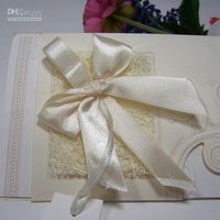 Wholesale classical invitation cards wedding invitations wedding cards T047 Angelss