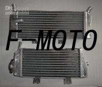 Wholesale CRF450 CR450F CRF450X performance aluminum motorcycle oversize radiator angelss