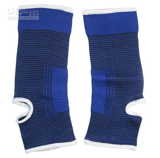 ankle supporters - free ship pair ankle guard protector wrap support sport protect gear foot supporter ankle pad