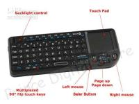 Wholesale Waterproof Portable Mini Flexible Wireless Bluetooth Silicon Keyboard