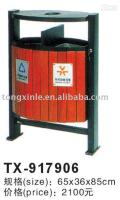 Wholesale Dustbin Amusement equipment Outdoor playground Amusement park