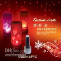 Wholesale 100 news Christmas candle lamp LED Candle light Voice control Candle Electronic candle