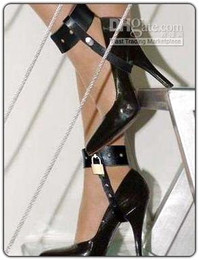 Wholesale High Heeled Shoes Locker Exclude Shoes Bondage Restraint Gear Adult sex product HL62