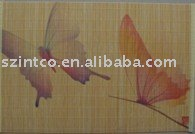 Wholesale promotional printed bamboo table mat