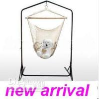 Wholesale New Steel Oval Hammock Chair Stand W Cotton Swing Hammock