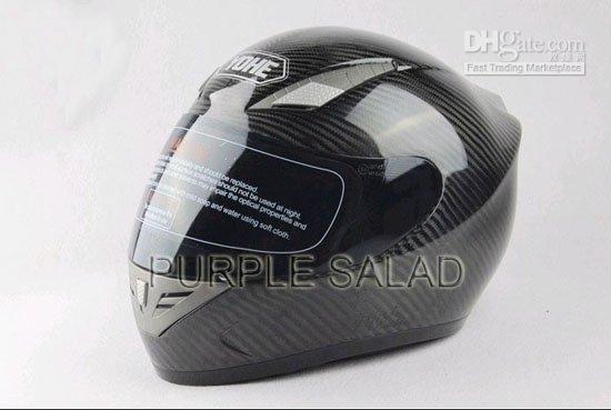 Wholesale top qualiyu YH Carbon Fiber Motorcycle Racing Helmet store365