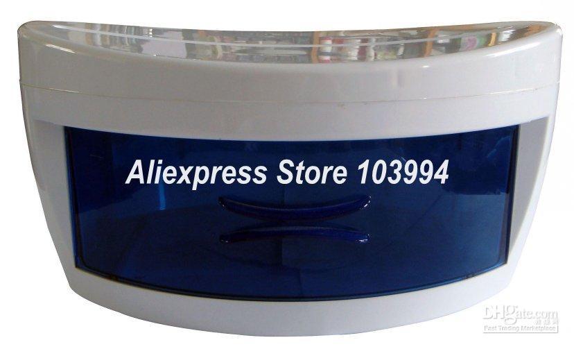 Cheap Single Layer UV Tool Disinfection Cabinet UV Sterilizer for Nail Tools UV Sterilizing Machine Single Layer UV Sterilizer