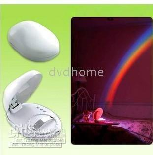 Wholesale Projector LED Night Lights Lamp30pcs DDD Room Romantic Rainbow gemma