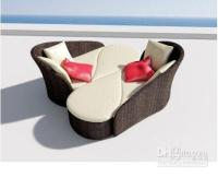 Wholesale synthetic rattan furniture