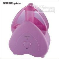 Wholesale FreeShipping Royalstar Two hearts humidifier RS V21 L anion mini noiseless