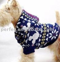 Wholesale Guaranteed High quality pet sweater Autumn and winter styles