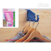 Wholesale magic Hanger convenient door back clothing hook cloth hook special magic hanger Cloth hanger
