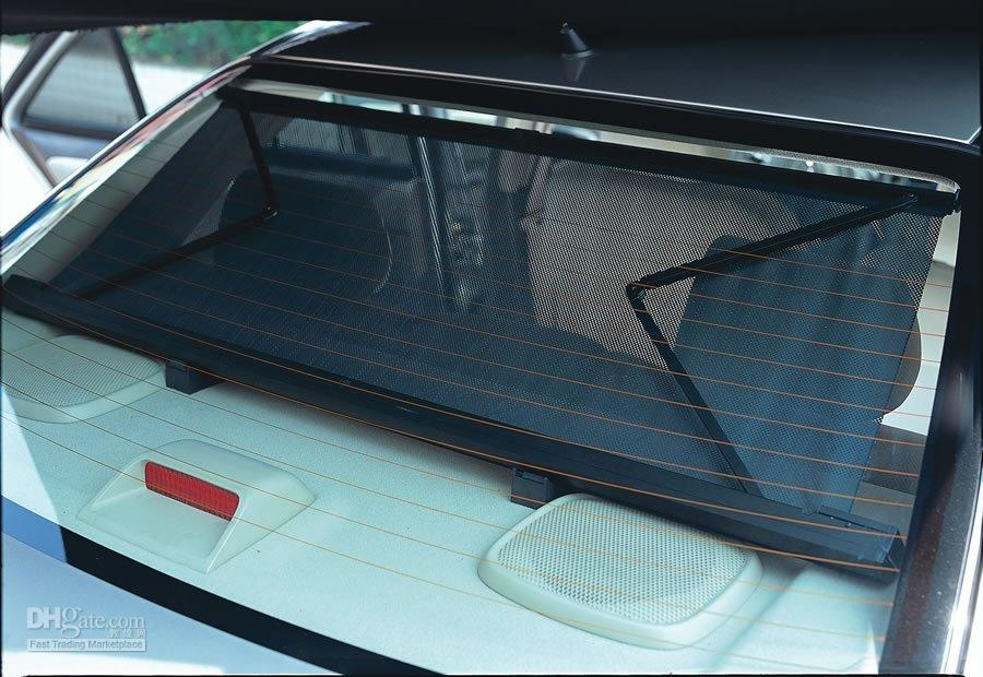 Electric Sunshade For Car