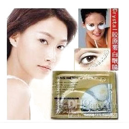 Wholesale Crystal Collagen Eye Mask Anti wrinkle moisture pairs Collagen Eye