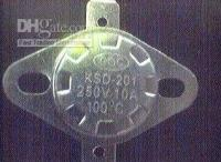 Wholesale KSD201 V10A Degree Bimetal Thermostat