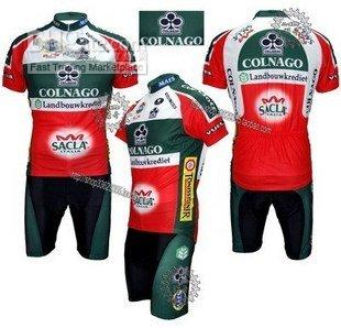 Wholesale colnago team Bike Bicycle Cycling Jersey &amp;amp; Shorts