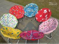 Wholesale Children s Plastic Large moon chair adorable household chair jump lazy chair