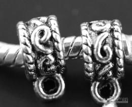 bails tibetan silver fit bracelet free shipping