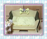 Wholesale good quality Nice wooden pet bed