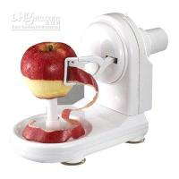 Wholesale free shiping electric Apple Peeler Apple Cutter Pear Peeler Potato peeler