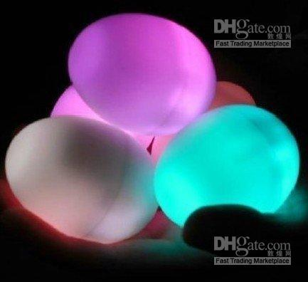 easter led lights - Egg Lamp magic Easter egg led egg light Party item Mood Depress Egg gfdhdf Multi Colors LED